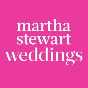 Published in Martha Stewart Weddings Magazine