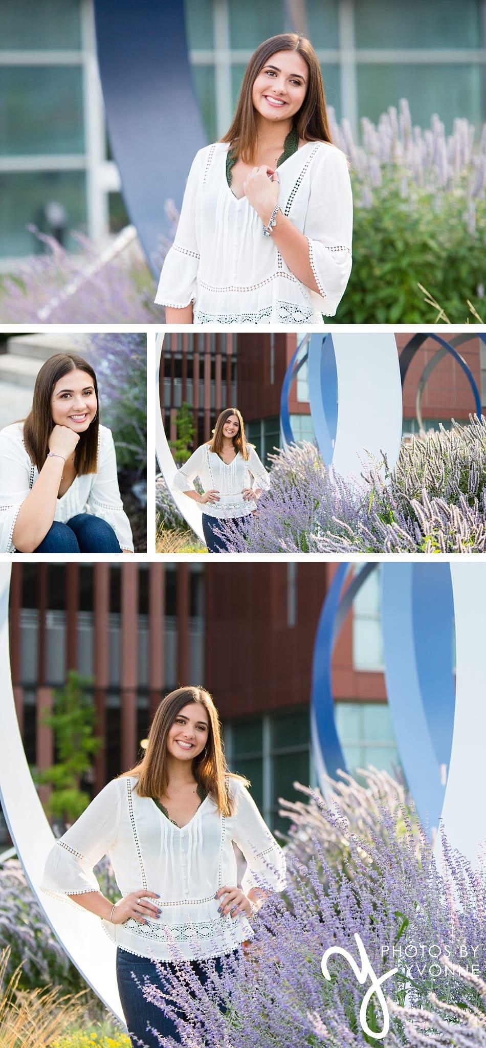 Bedford High School | Michigan Senior Pictures