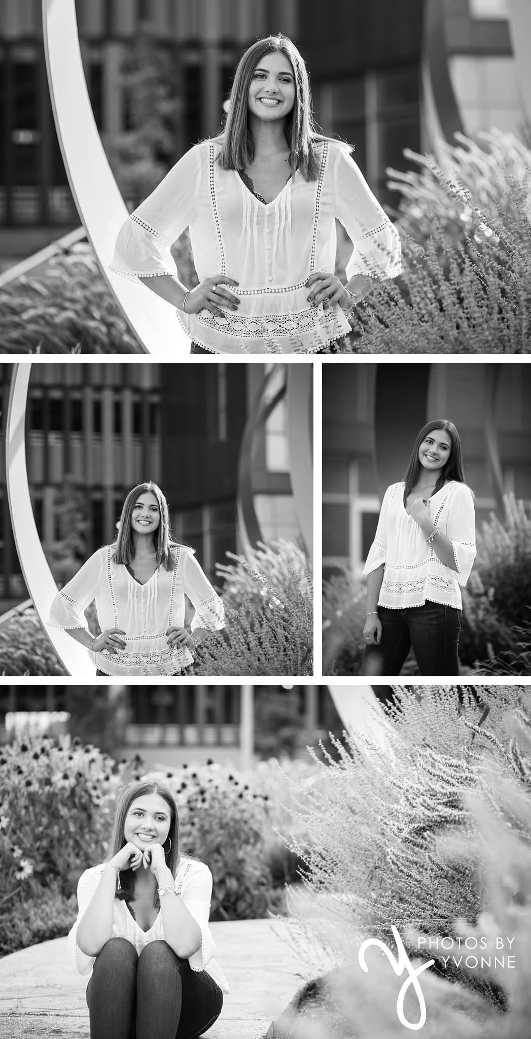 Bedford High School | Michigan Senior Photographer
