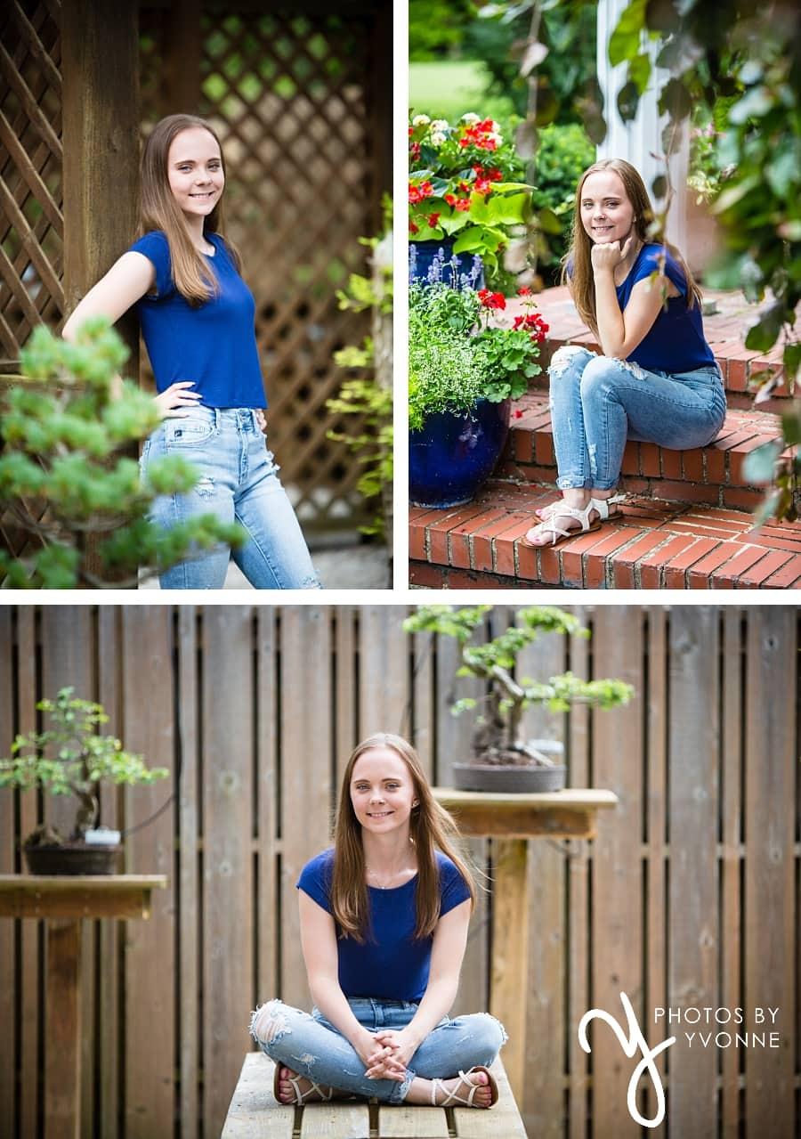 Schedel Gardens High School Senior Pictures