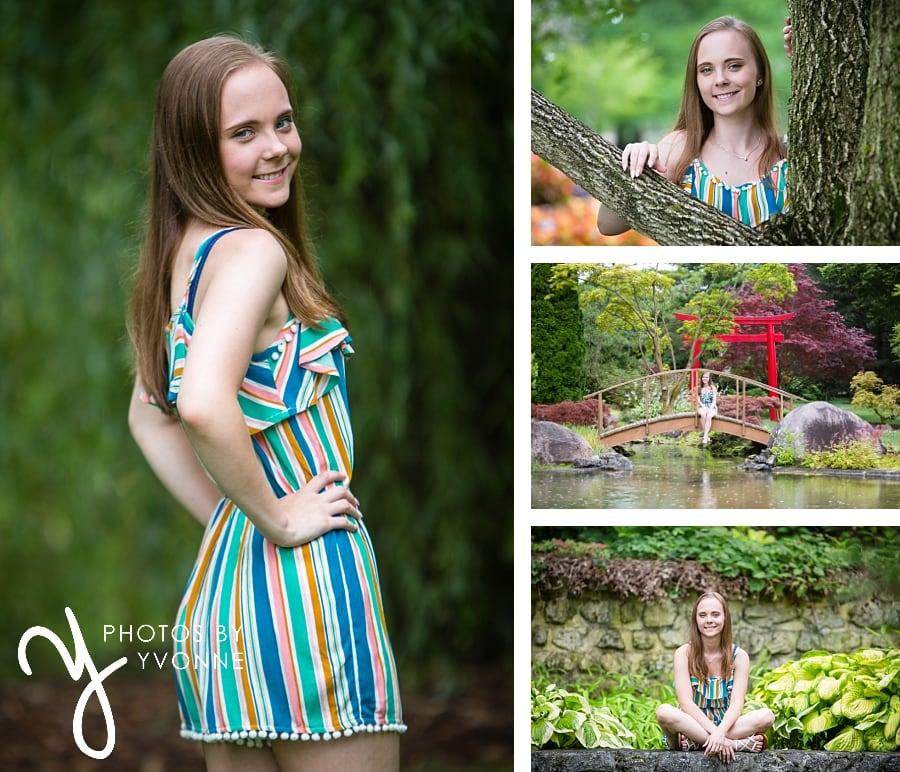 Schedel Gardens Senior Photos