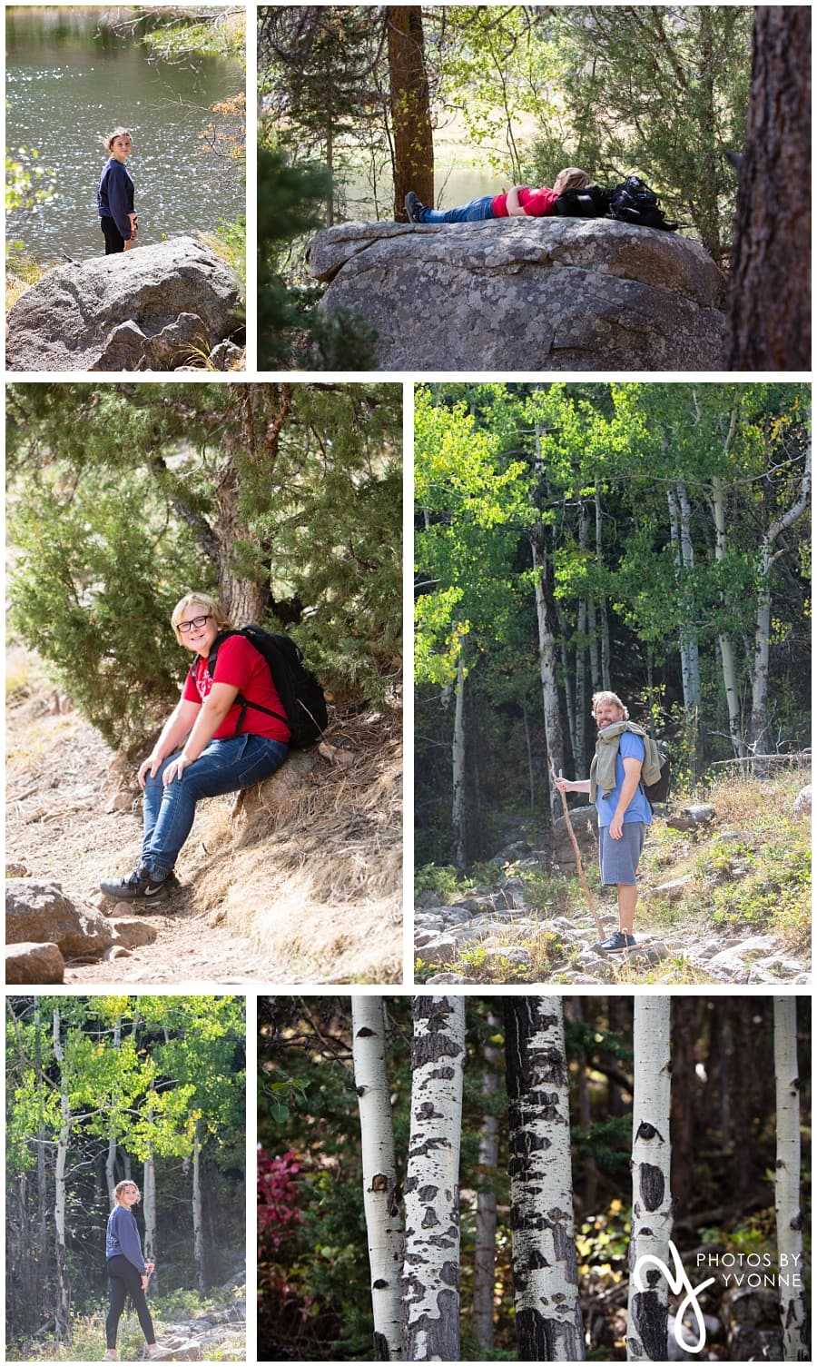 our short trip to Rocky Mountains National Park hiking