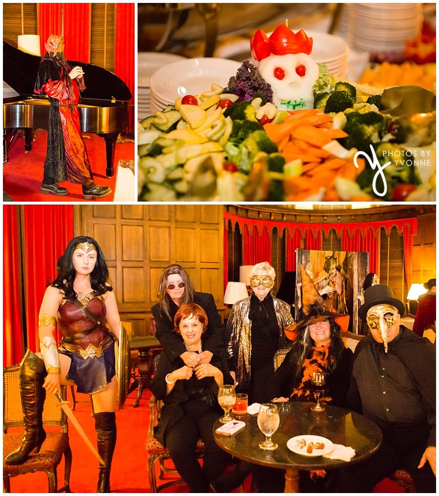 The Toledo Club Halloween Party